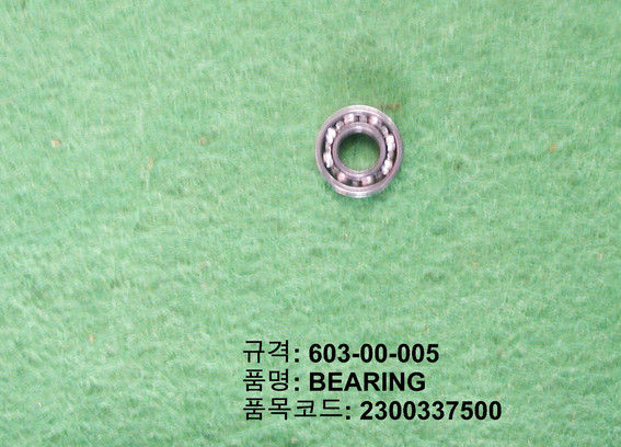 Auto Insertion Machine SMT AI Auto Parts , 603-00-005 Stainless Steel Bearings