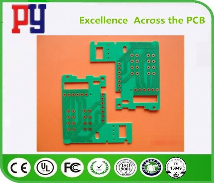 Electronic Products Printed Circuit Board Assembly Single Layer 0.8mm Thickness